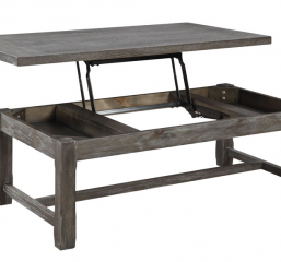 Paladin Lift Top Cocktail Table by Emerald Home Furnishings