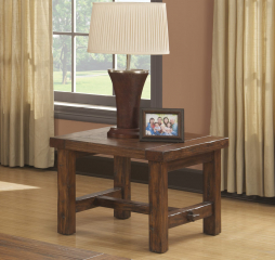 Chambers Creek Corner Table by Emerald Home Furnishings