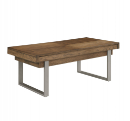 Slider Coffee Table by Emerald Home Furnishings