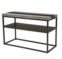 Stoneworks Sofa Table by Emerald Home Furnishings