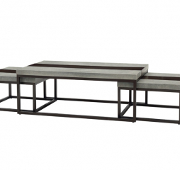 Stoneworks Cocktail Table by Emerald Home Furnishings