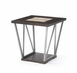 North Bay End Table by Emerald Home Furnishings