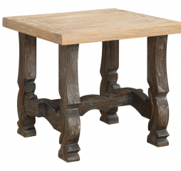 Barcelona End Table by Emerald Home Furnishings