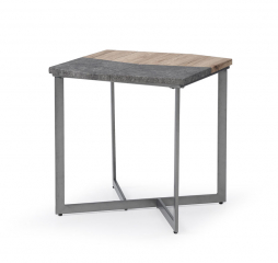 Rubix End Table by Emerald Home Furnishings