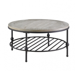 Cutter Coffee Table by Emerald Home Furnishings