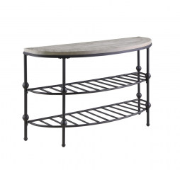 Cutter Sofa Table by Emerald Home Furnishings