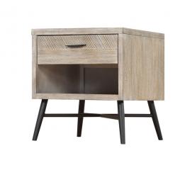 Nova End Table by Emerald Home Furnishings