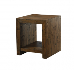 Pine Valley End Table by Emerald Home Furnishings