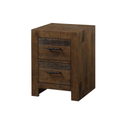 Pine Valley Chairside Table by Emerald Home Furnishings
