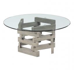 Jenga Coffee Table by Emerald Home Furnishings