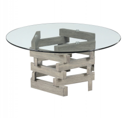 Jenga Coffee Table by Emerald Home Furnishings