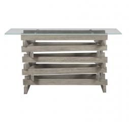 Jenga Sofa Table by Emerald Home Furnishings