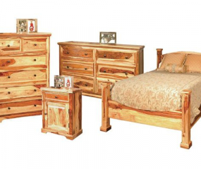 Tahoe Bed By Porter