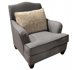 Timeless Accent Chair by Omnia