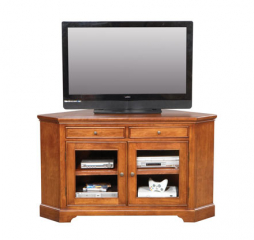 Topaz 55″ Corner Media Base by Winners Only