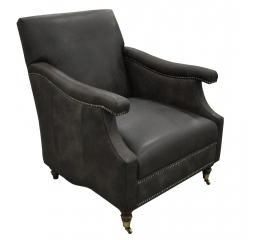 Turks Accent Chair by Omnia