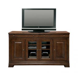 Classic Cherry 60″ Media Base by Winners Only
