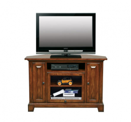 Zahara 47″ Corner Media Base by Winners Only