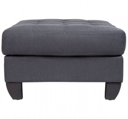 Norwich Cocktail Ottoman by Porter