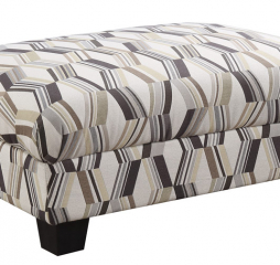 Clarkson Cocktail Ottoman by Emerald Home Furnishings
