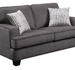 Carter Loveseat by Emerald Home Furnishings