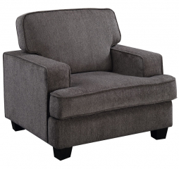 Carter Chair by Emerald Home Furnishings