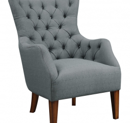 Scholar Accent Chair by Emerald Home Furnishings