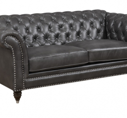 Capone Loveseat by Emerald Home Furnishings