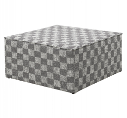 Adler Cocktail Ottoman by Emerald Home Furnishings