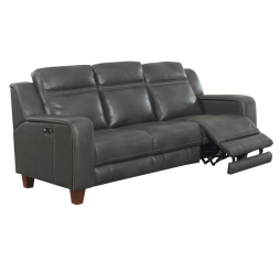 Beckett Power Sofa by Emerald Home Furnishings