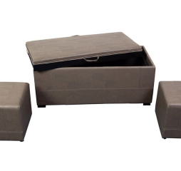 Jack Ottoman w/ Two Cubes by Porter