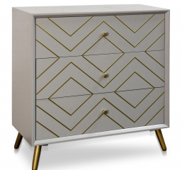 3 Drawer Chest by Stylecraft