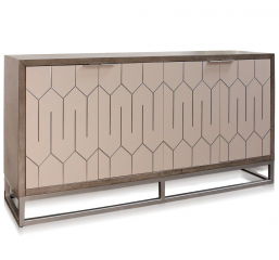 Four Door Sideboard by Stylecraft