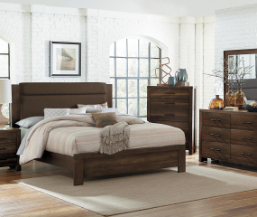 Sedley Bed by Homelegance