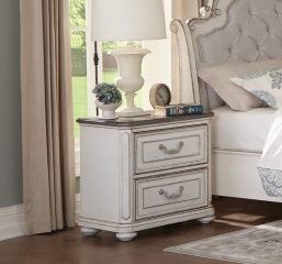 Willowick Nightstand by Homelegance