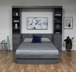 Murphy Fern Wallbed by Wallbeds Company