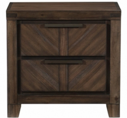 Parnell Nightstand by Homelegance