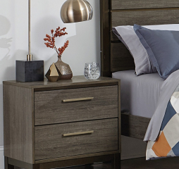Vestavia Nightstand by Homelegance