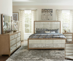 Kalette Bed by Homelegance