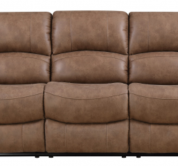 Spencer Motion Sofa by Emerald Home Furnishings