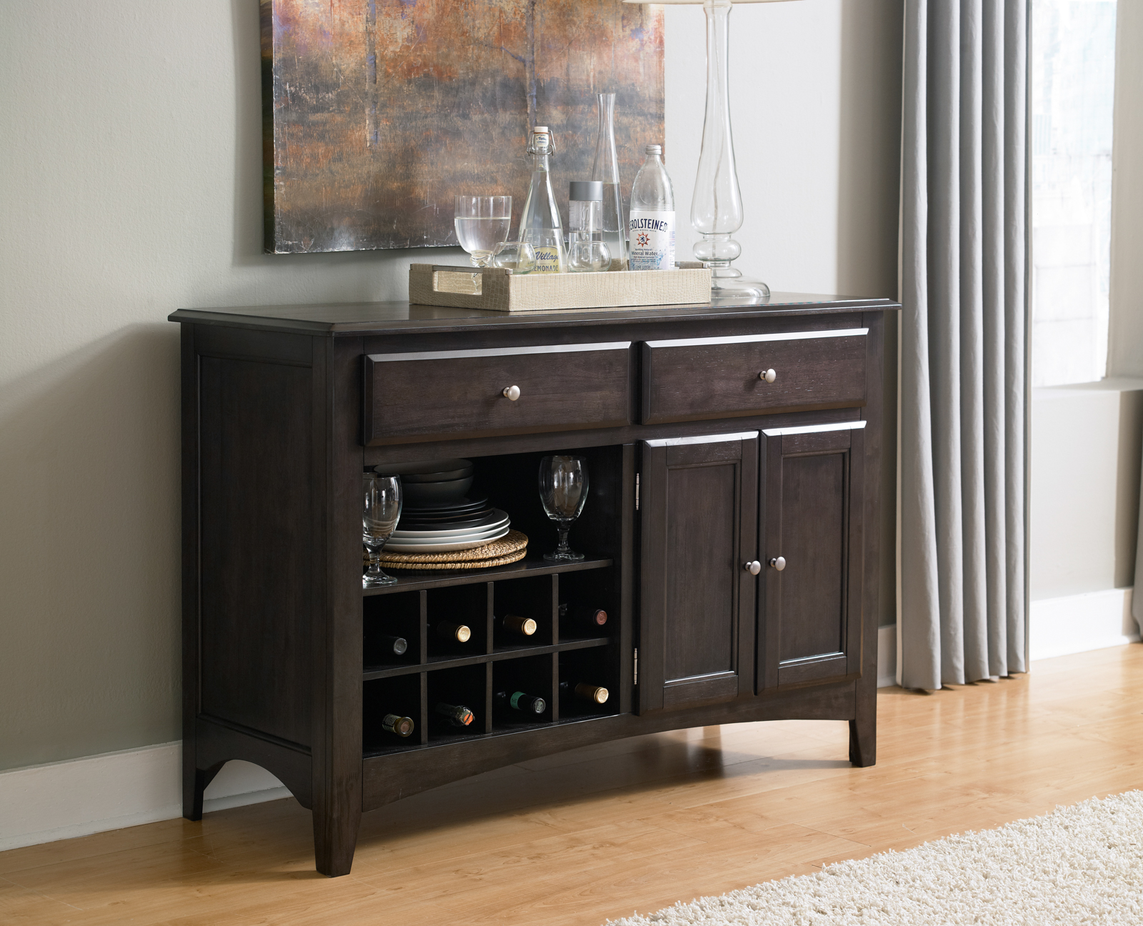 Bristol Point Server Dining Room Furniture in Tigard OR