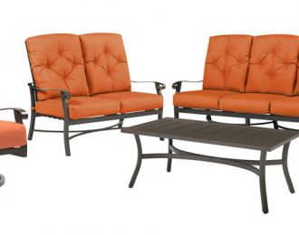 Chatham II Outdoor Furniture Set by Emerald Home Furnishings