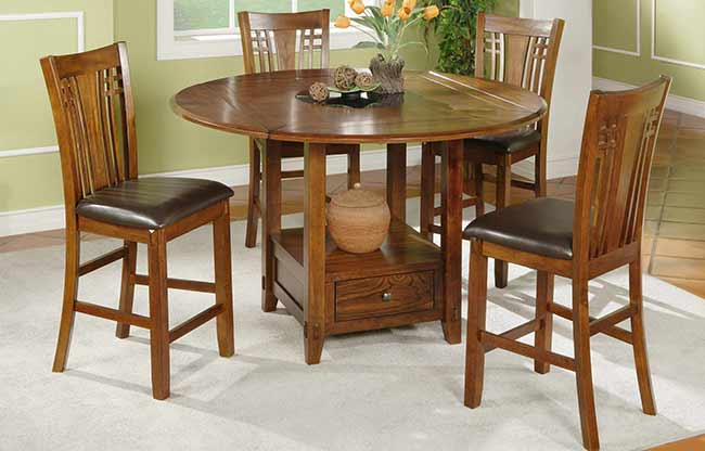 Exceptionnel Zahara 60u2033 Round Table W/ Granite Lazy Susan By Winners Only