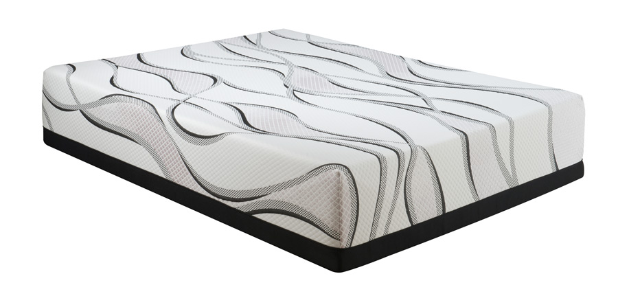 Cool Jewel Midnight II Mattress by Emerald Home Furnishings