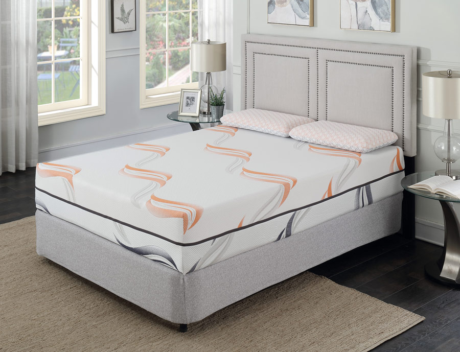 Cool Jewel Serenade Mattress by Emerald Home Furnishings