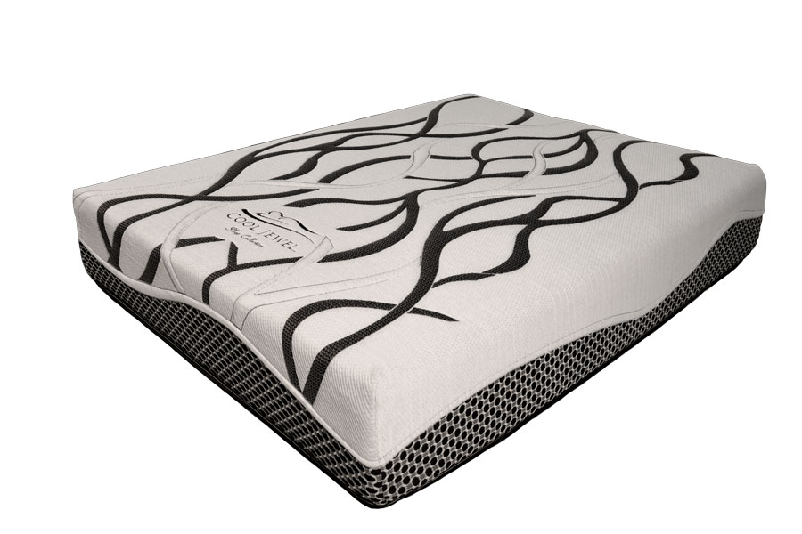 Cool Jewel Sunrise II Mattress by Emerald Home Furnishings