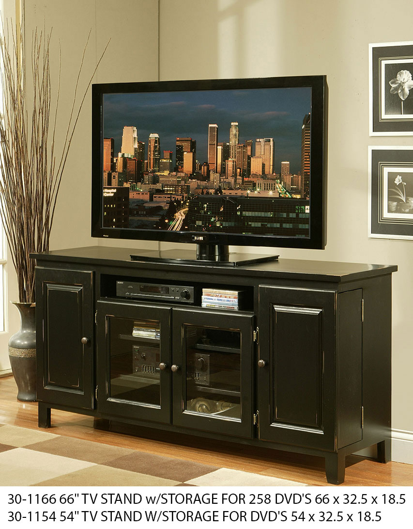 Fuji 54 Tv Console By North American Wood