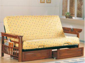 Futons versus sofa beds
