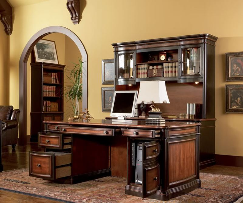 Gorman Executive Desk by Coaster