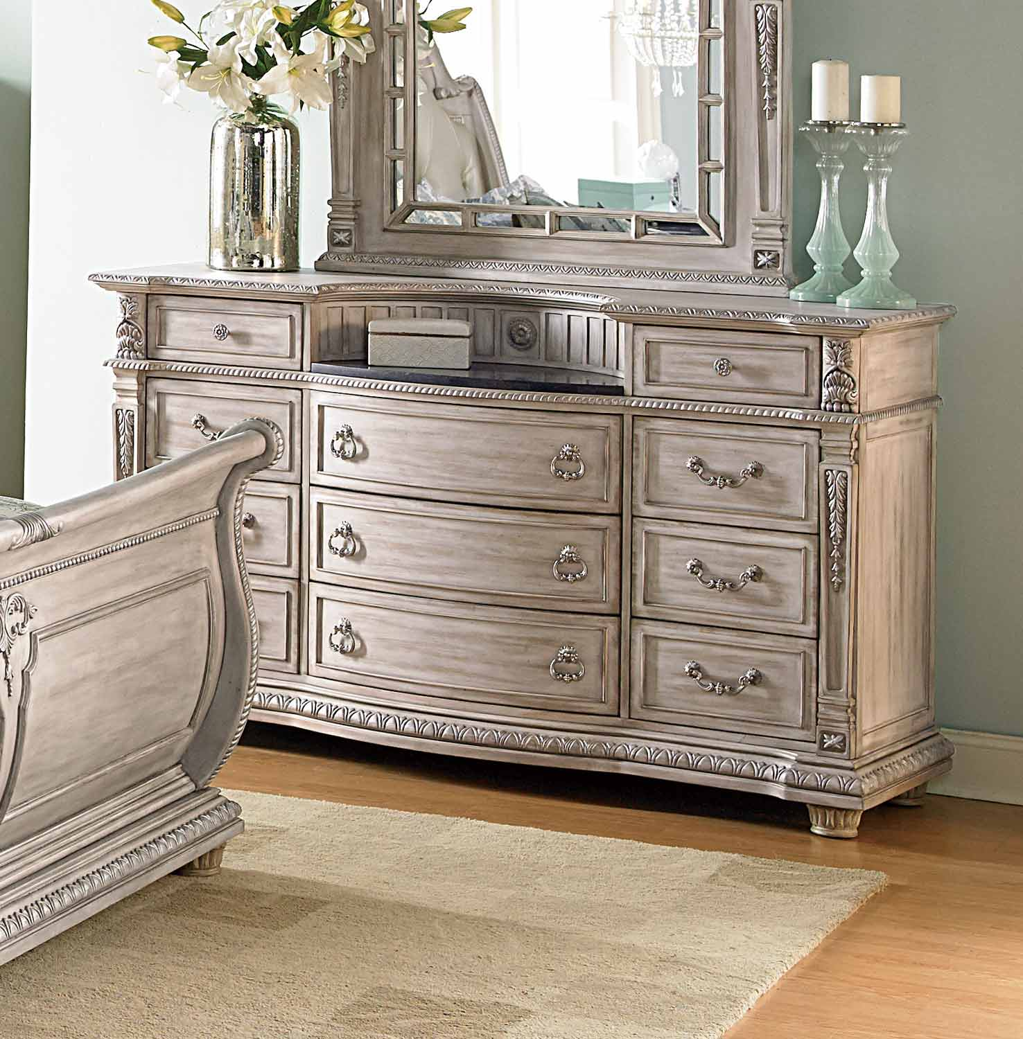Homelegance Palace Ii Bedroom Collection Broadway Furniture